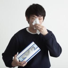 写真:花粉症